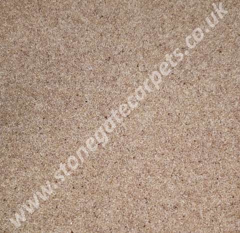 Brintons Carpets Bell Twist Amaretto Carpet Remnant