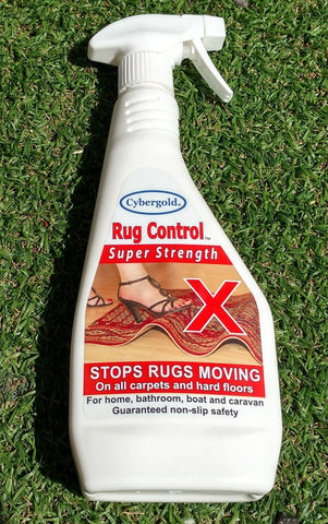 Cybergold Rug Control Super Strength Spray