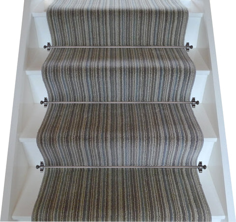 Brintons Carpets Pure Living Coastal Cord Stair Runner (per M)