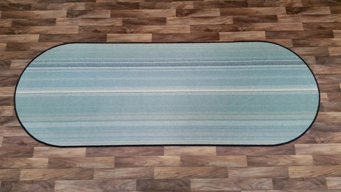 Striped Rug - Brintons Carpets Bell Twist (2.49m x 0.91m) - £50.00 inc Free UK Delivery