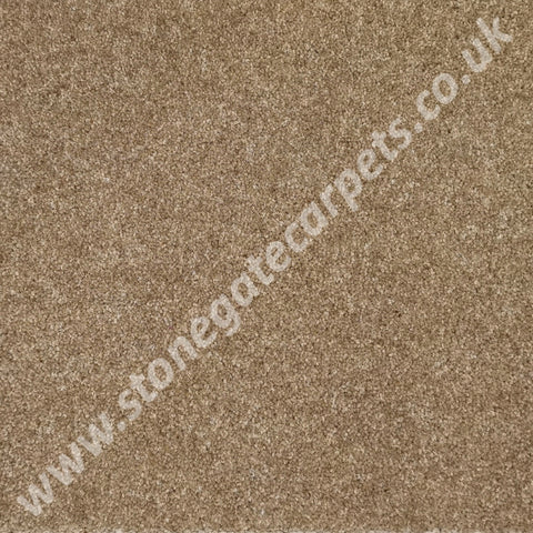Brintons Carpets Bell Twist Irish Linen Carpet Remnant - ROOM SIZE @ £32sq/mt