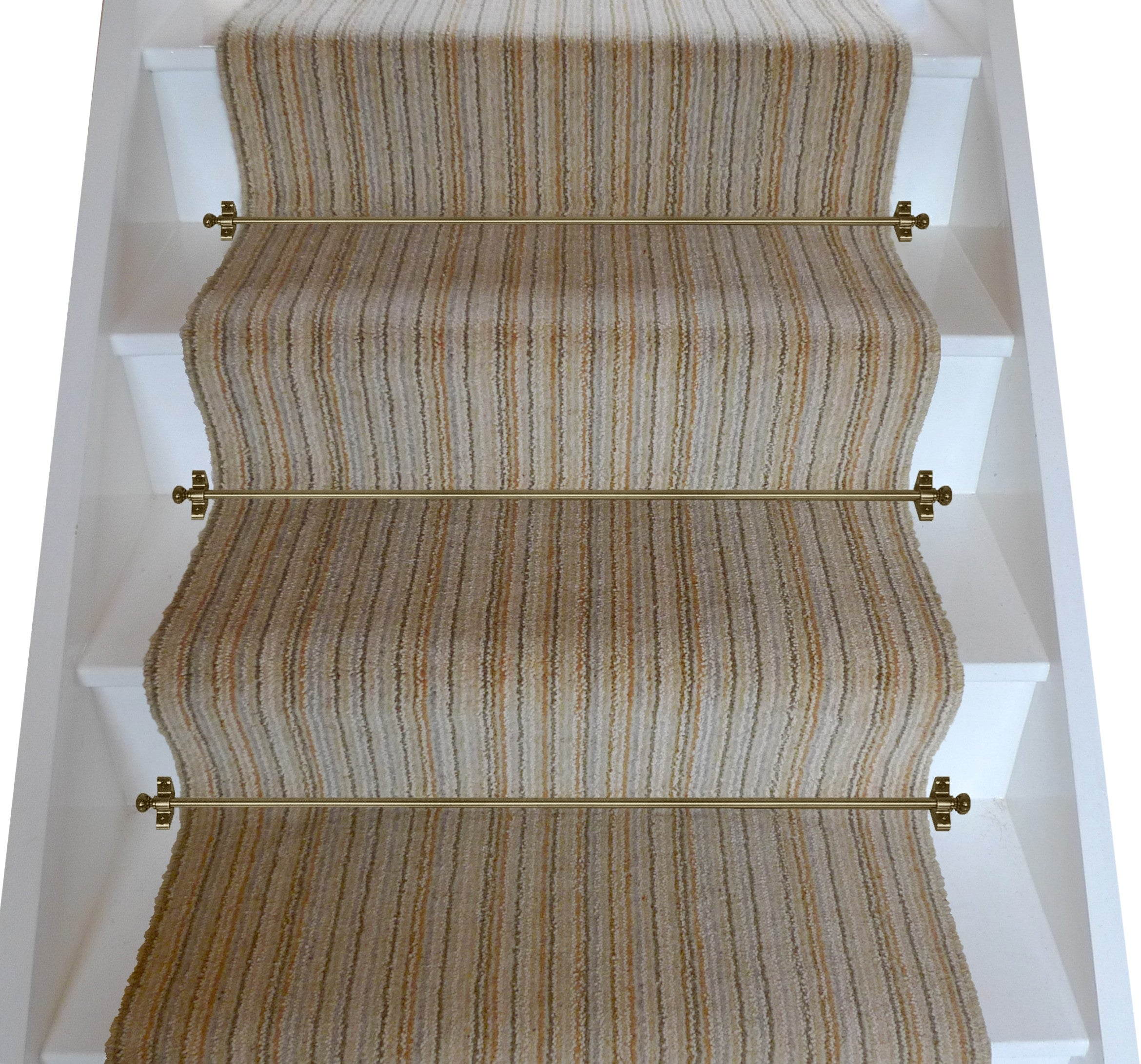 Replacing Carpet With A Stair Runner: Brintons Carpets Pure Living Mandarin Cord Stair Runner
