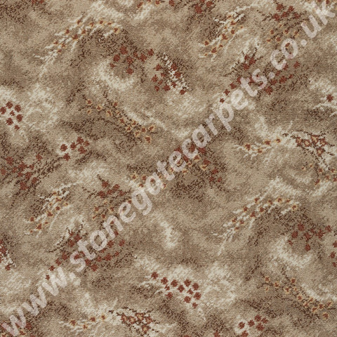 Axminster Carpets Dartmoor Ferndown Autumn Glow Carpet 148/07019