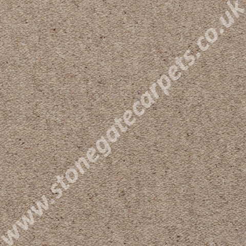 Axminster Carpets Dartmoor Plain Cornish Cream Carpet 258/16000