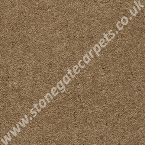 Axminster Carpets Dartmoor Plain Estrella Gold Carpet 255/16000