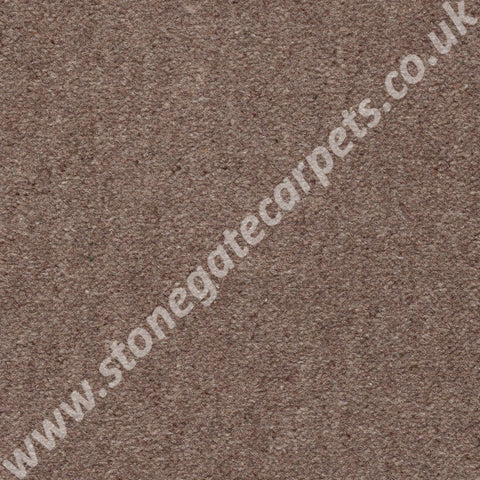 Axminster Carpets Dartmoor Plain Rubea Carpet 100/16000