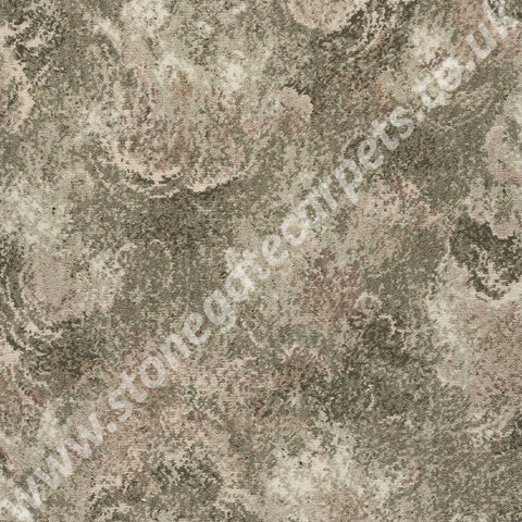Axminster Carpets Dartmoor Seascape Ling Green Carpet 176/07045