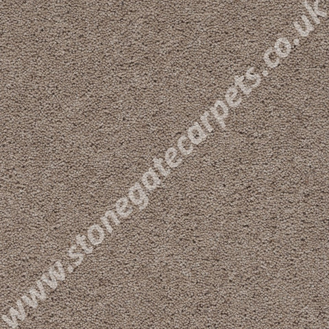 Axminster Carpets Devonia Heather Plain Oyster Shell Carpet 1171/76000