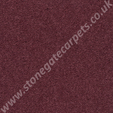 Axminster Carpets Devonia Plain Berryburst Carpet 471/76000