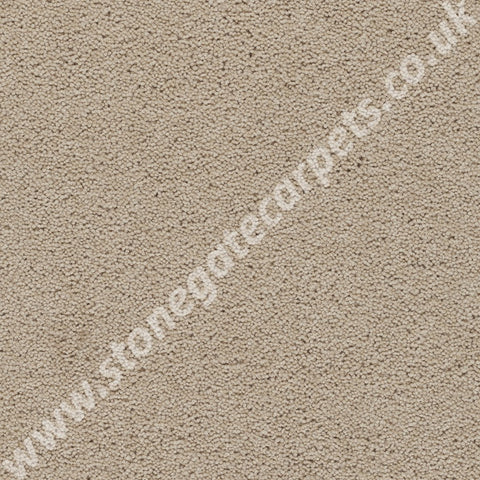 Axminster Carpets Devonia Plain Butter Ice Carpet 374/76000