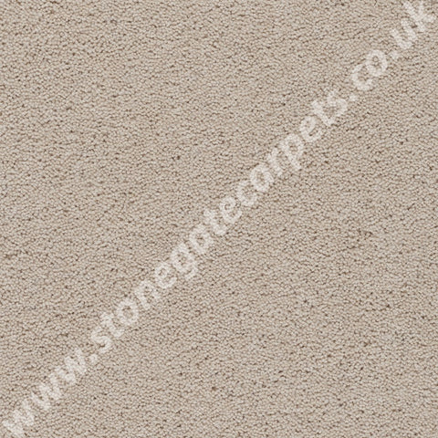 Axminster Carpets Devonia Plain Double Cream Carpet 489/76000