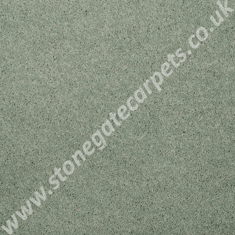 Axminster Carpets Devonia Plain Eggshell Blue Carpet 1306/76000