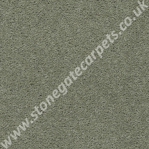 Axminster Carpets Devonia Plain Village Green Carpet 304/76000