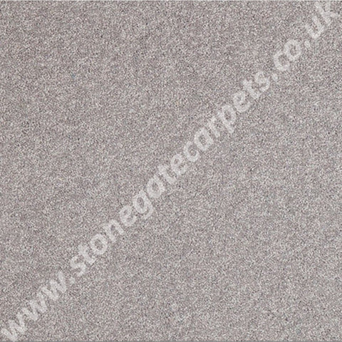 Axminster Carpets Devonia Plain Foggy Grey (per M²)