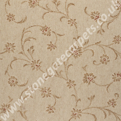 Axminster Carpets Exmoor Botanica Golden Globe Carpet 329/15132