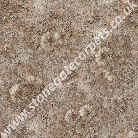 Axminster Carpets Exmoor French Impressions Fawn Peach Carpet 127/15020