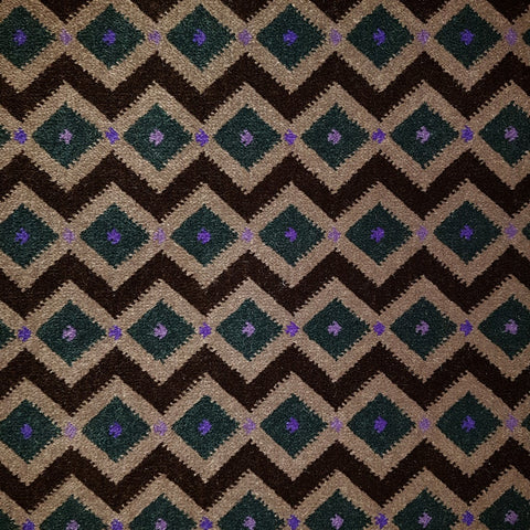 Axminster Carpets Funky Geometric Stair Runner