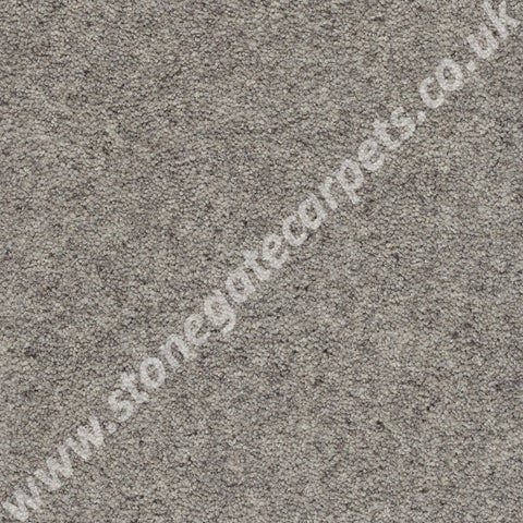 Axminster Carpets Jacob Twist Ash Carpet 1041