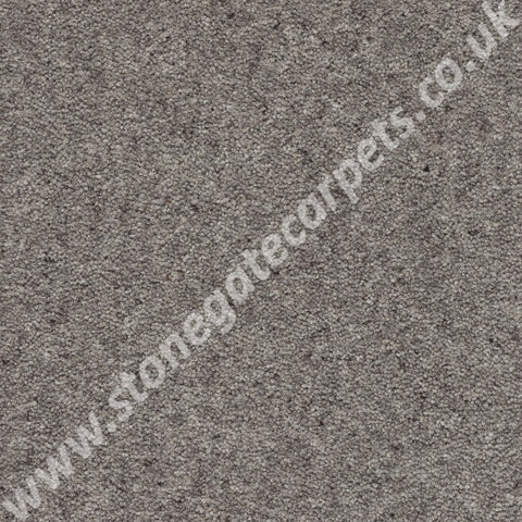 Axminster Carpets Jacob Twist Fleece Carpet Remnant 1042