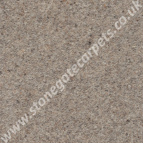 Axminster Carpets Jacob Twist Oatcake Carpet Remnant 1047