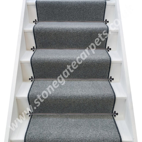 Axminster Carpets Jacobs Tweed Drystone Stair Runner (per M)