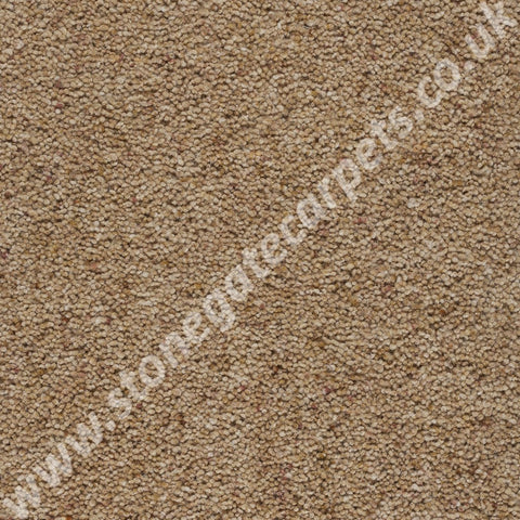 Axminster Carpets Moorland Heathers Tweed Honeysuckle Carpet 218/50000