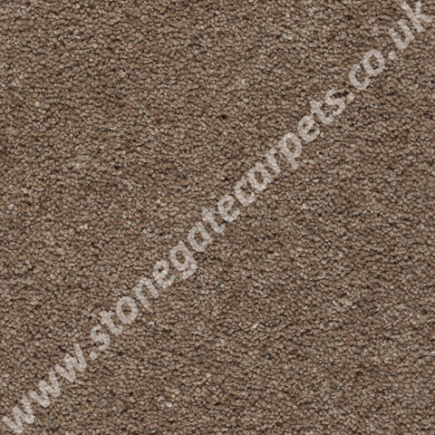 Axminster Carpets Moorland Heathers Tweed Moorland Fawn Carpet 194/50000