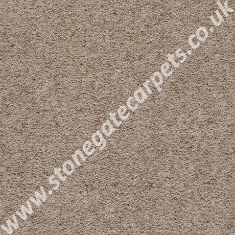 Axminster Carpets Moorland Heathers Twist Cornish Cream Carpet 258/75000