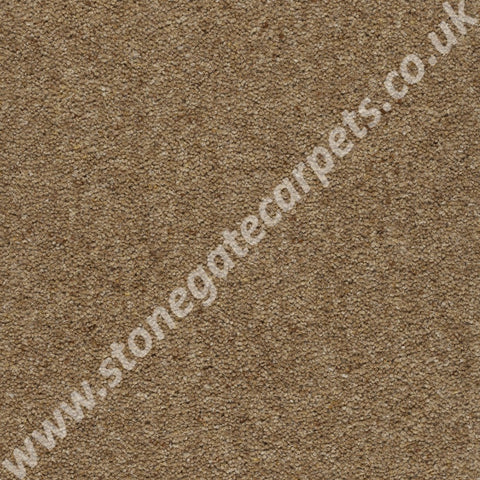 Axminster Carpets Moorland Heathers Twist Estrella Gold Carpet 255/75000