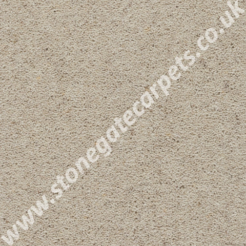 Axminster Carpets Moorland Heathers Twist Snowdrop Carpet 313/75000