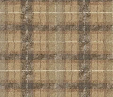 Axminster Carpets Natural Plaid Beechwood 147/14030 Carpet Remnant