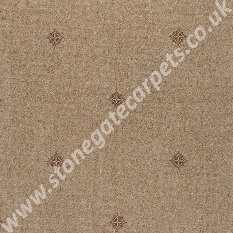 Axminster Carpets Princetown Crest Autumn Glow Carpet 148/14012
