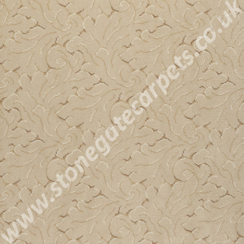 Axminster Carpets Royal Clovelly Symphony Soft Cream Carpet 467/88009