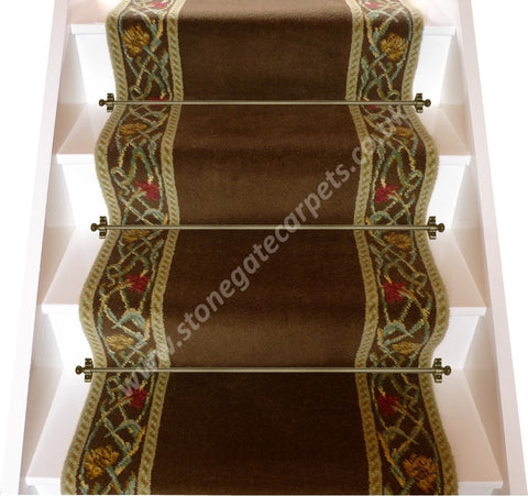 Axminster Carpets Salique Hazel Stair Runner (per M)