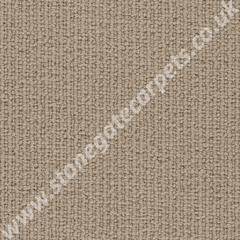 Axminster Carpets Simply Natural Ribgrass Single Colour Yew Carpet Remnant 4590