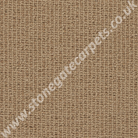 Axminster Carpets Simply Natural Ribgrass Stipple Straw Cornsilk Carpet Remnant 4512
