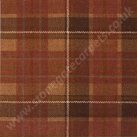 Brintons Carpets Abbeyglen Tyrone Plaid (per M²)