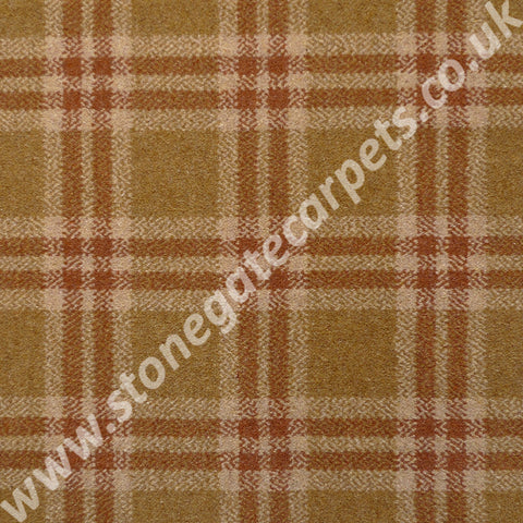 Brintons Carpets Abbotsford Melrose Plaid Carpet 197/17089