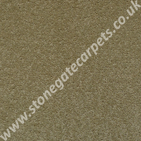 Brintons Carpets Bell Twist Celtic Green Carpet Remnant 61482