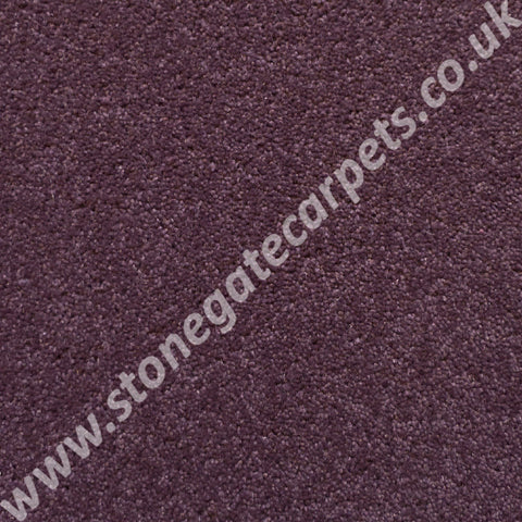 Brintons Carpets Bell Twist Damson Carpet 31982