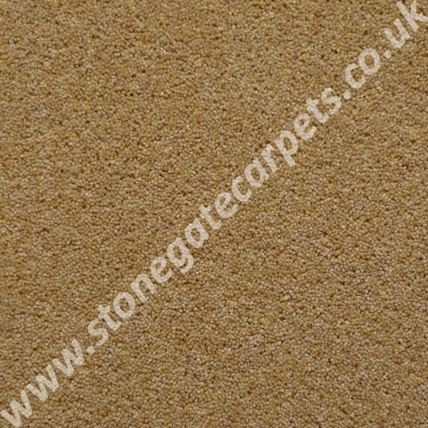 Brintons Carpets Bell Twist Egyptian Sand Carpet Remnant
