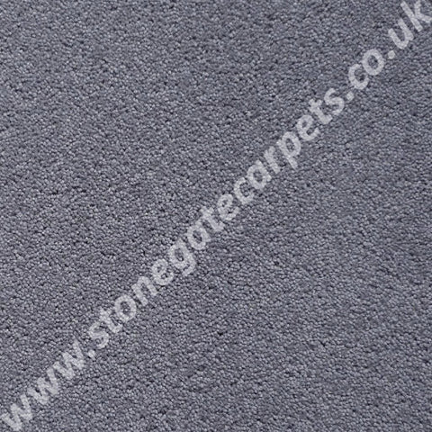 Brintons Carpets Bell Twist Flint Carpet Remnant @ £28m