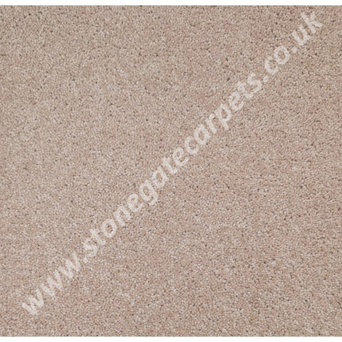 Brintons Carpets Bell Twist Moccasin Carpet Remnant - ROOM SIZE @ £32sq/mt