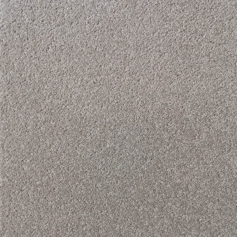 Brintons Carpets Bell Twist Pewter Carpet Remnant