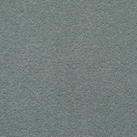 Brintons Carpets Bell Twist Powder Blue Carpet Remnant 55382