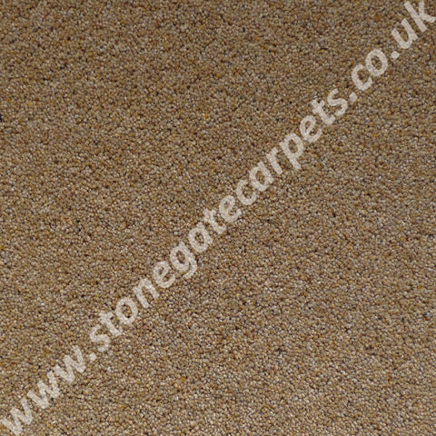 Brintons Carpets Bell Twist Whiskey Carpet Remnant B202