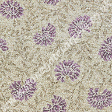 Brintons Carpets Laura Ashley Calloway Amethyst Carpet 29/50084