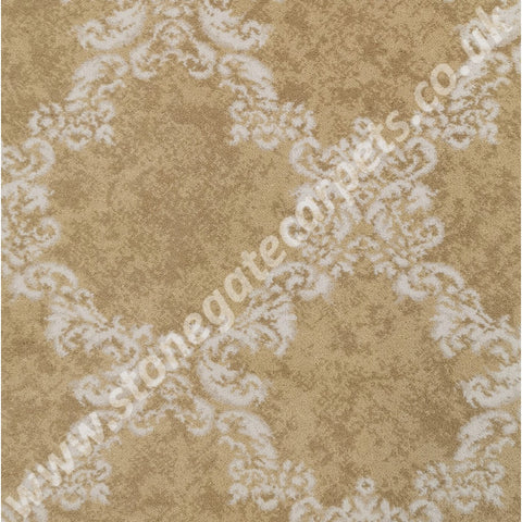 Brintons Carpets Laura Ashley Winchester Gold 6/50318 (per M²)