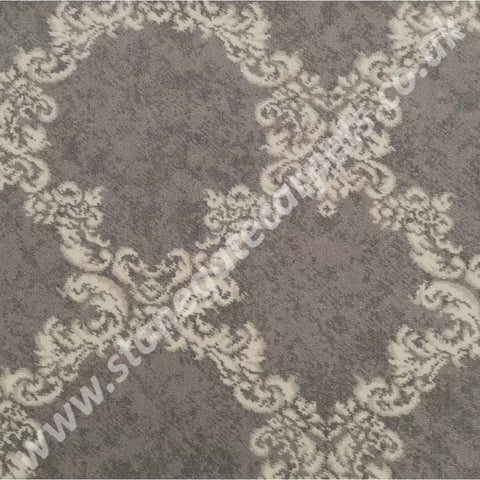 Brintons Carpets Laura Ashley Winchester Pewter 10/50318 (per M²)