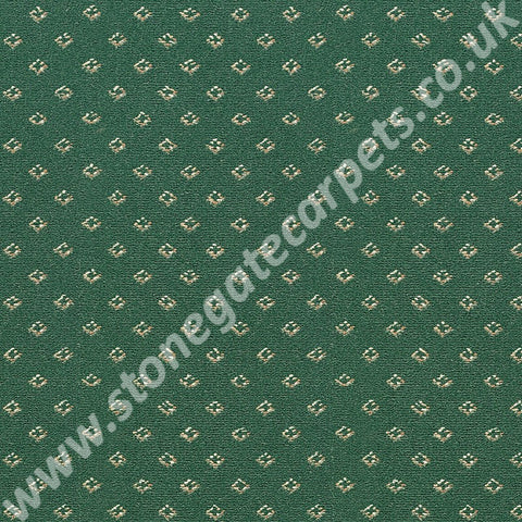 Brintons Carpets Marquis Princess Jade Diamond Carpet 134/14827